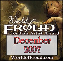 December 2007 Froudian Artist Award